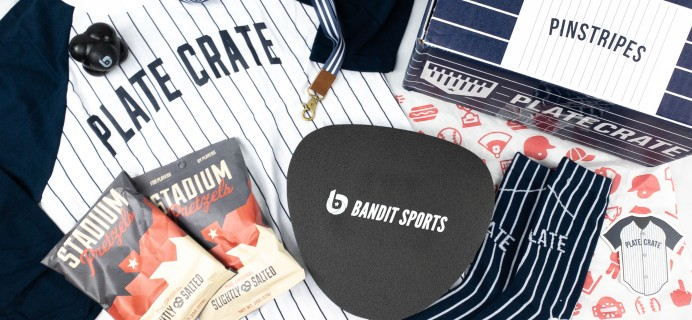 Plate Crate April 2021 Subscription Box Review + Coupon