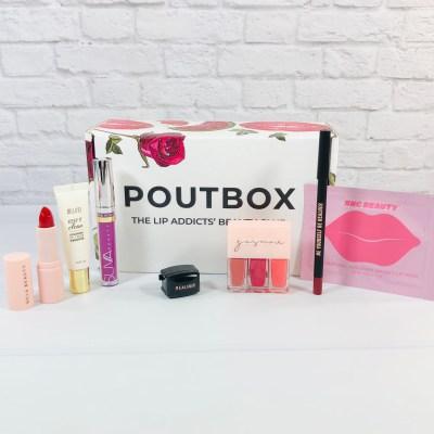 Poutbox Review + Coupon – April 2021