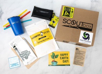 SCOUTbox Review + Coupon – April 2021