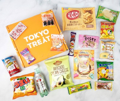 Tokyo Treat May 2021 Subscription Box Review + Coupon