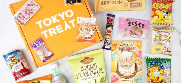 Tokyo Treat May 2021 Subscription Box Review + Coupon