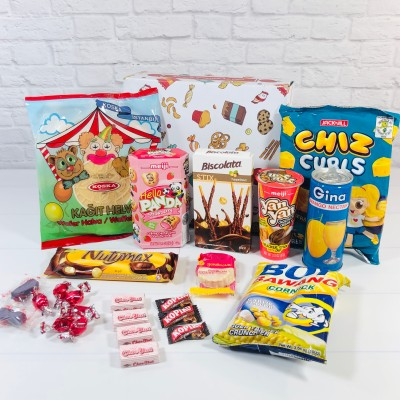 Try My Snacks PHILIPPINES Box Review