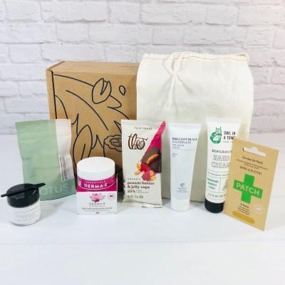 Vegancuts Beauty Box April 2021 Subscription Box Review + Coupon