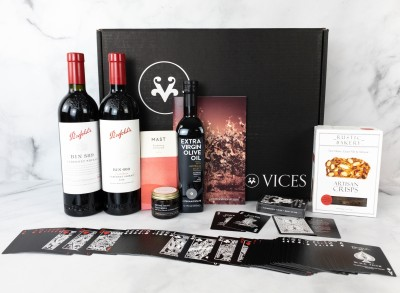 Vices April 2021 Subscription Box Review + Coupon