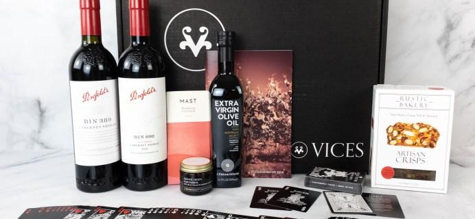 Vices April 2021 Subscription Box Review + Coupon