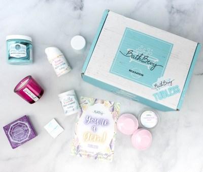 Bath Bevy TUBLESS BOX Review + Coupon – May 2021