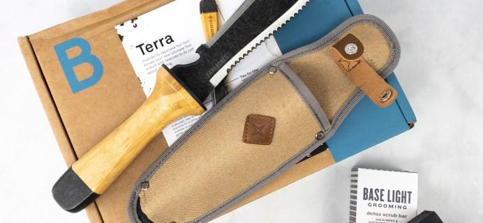 Bespoke Post TERRA Review & Coupon