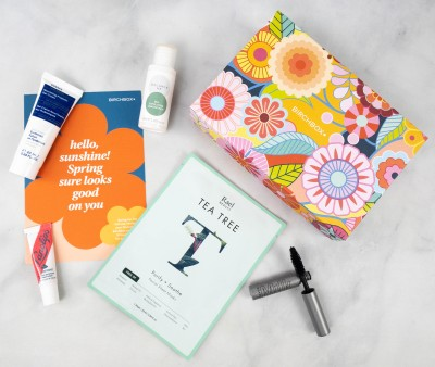 Birchbox May 2021 Subscription Box Review + Coupon – Clean Routine Curated Box