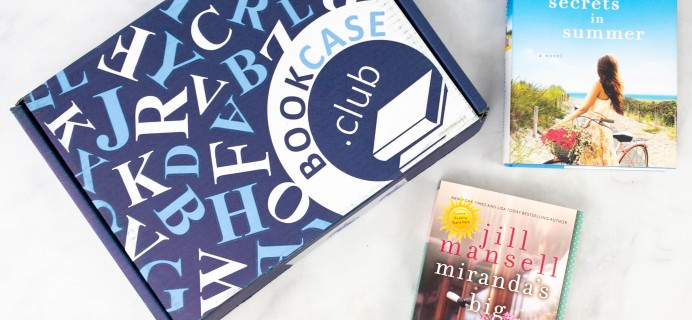 BookCase Club May 2021 Subscription Box Review & Coupon – POPULAR ROMANCE