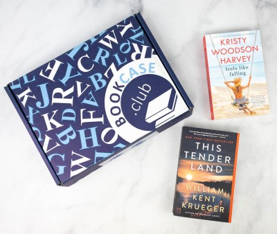 BookCase Club Review + Coupon – May 2021 SURPRISE-ME FICTION