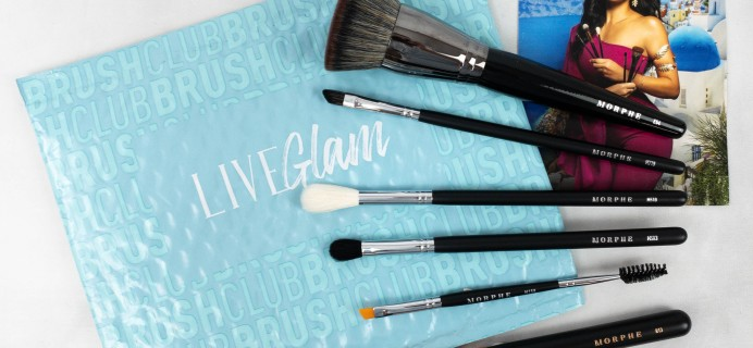 LiveGlam Brush Club Review + Coupon – June 2021