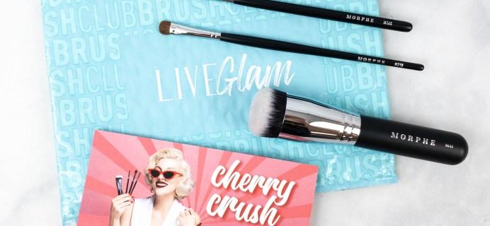 LiveGlam Brush Club Review + Coupon – May 2021