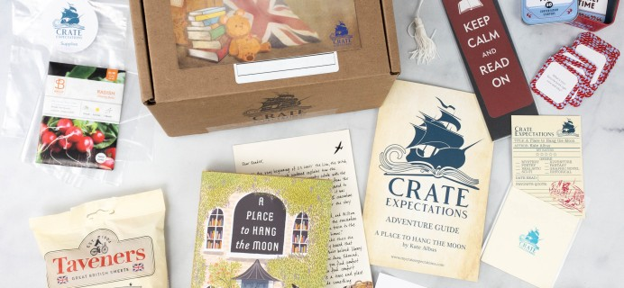 Crate Expectations Review + Coupon – April 2021 HOME IS WHERE THE HEART IS
