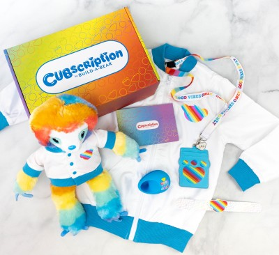 Cubscription Box Spring 2021 Subscription Box Review