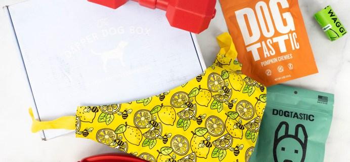 The Dapper Dog Box Review + Coupon – May 2021