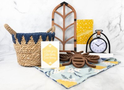 Decocrated Review + Coupon – Summer 2021 Subscription Box