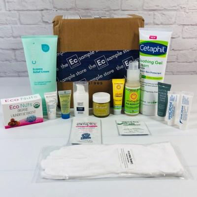 Seasonal Eczema Boxes Spring 2021 Review + Coupon!