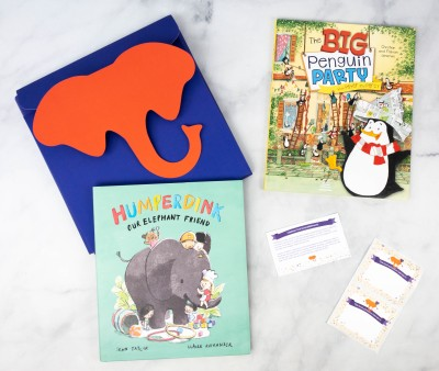 Elephant Books Subscription Box Review + Coupon – June 2021