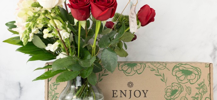 Enjoy Flowers Mother's Day Review + Coupon