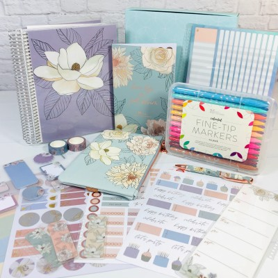 Erin Condren 2021-2022 LifePlanner Review