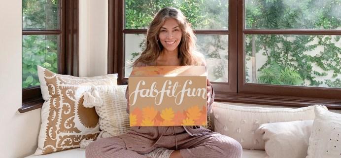 FabFitFun Coupon: Get $10 Off Your First Box!