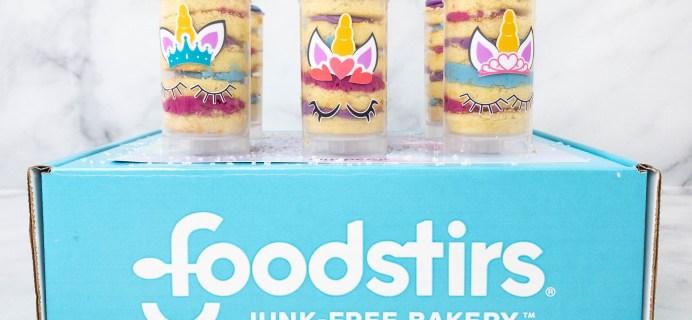 Foodstirs Review + Coupon – Unicorn Treat Pop Kit!