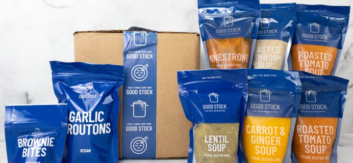 Good Stock Soup Box Review: Delicious Food Inside!