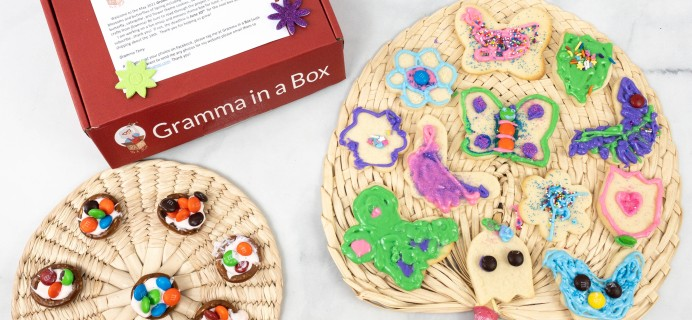 Gramma in a Box May 2021 Subscription Box Review + Coupon!