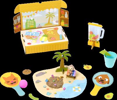 Sago Mini Vacation Box Spoilers + First Box $10 Coupon!