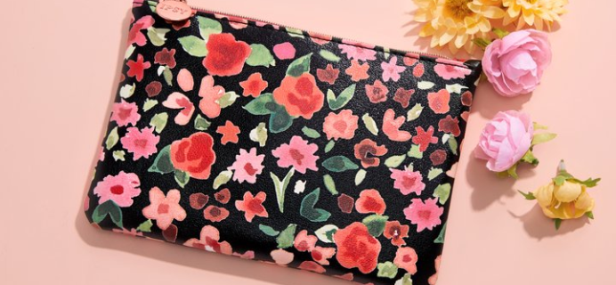 Ipsy Limited Edition Budding Beauty Mystery Bag Available Now!