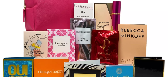 Last Minute Mother's Day Gift Idea: Belk Beauty Mother's Day Sampler Kit Is For Moms Who Love Perfumes!