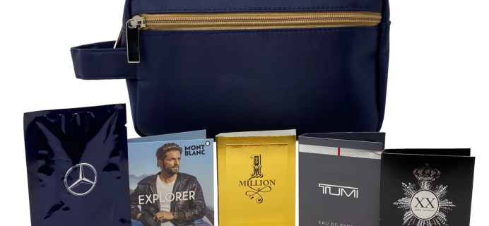 Belk Beauty Father's Day Sampler Kit Is For Dads Who Love To Wear Colognes!