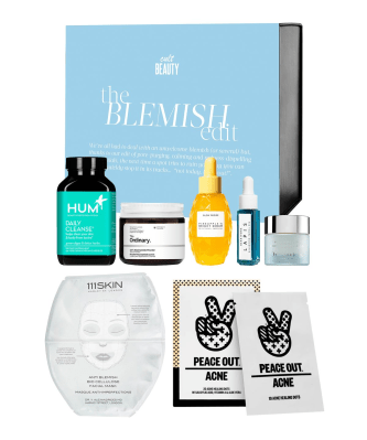 The Cult Beauty The Blemish Edit Full Spoilers!