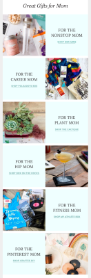 Cratejoy Mother's Day Flash Sale: Give Something Special That Mom Will Love + 20% Off Coupon!