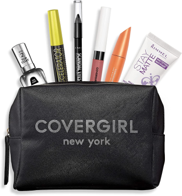 Covergirl Beauty Favorites Subscription Box: Be your own Covergirl!