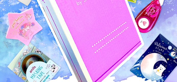 Inku Crate June 2021 Spoilers + Coupon!