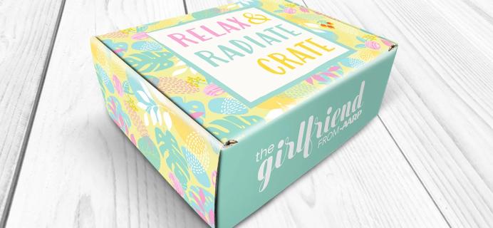 Relax & Radiate Crate Spring 2021 Full Spoilers!