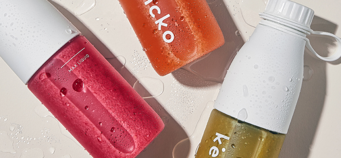 Kencko Healthy Smoothie Limited Edition Spring Flavors Are Here!