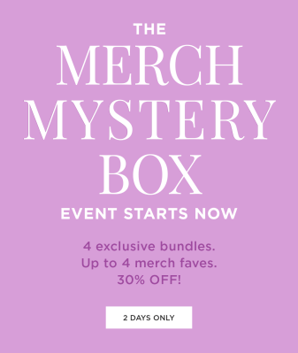 Glow Recipe Releases 4 New Merch Mystery Boxes!