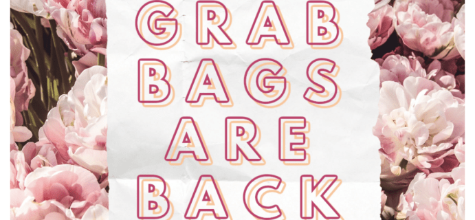 Cents of Style Grab Bags Available Now + Up to 75% Off Coupon – as low as $9.95 Shipped!