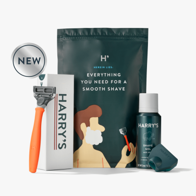 Harry's Shave Club Coupon: Get Your Starter Set For FREE – Just Pay $3 Shipping!