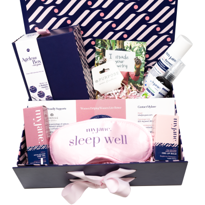 MyJane Launches The Family Box: CBD Favorites Bundled In A Luxurious Gift Box!
