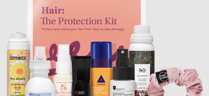 The Hair Protection Kit – New Birchbox Kit!