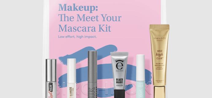 The Meet Your Mascara Kit – New Birchbox Kit!