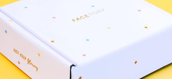 Facetory K-Beauty Mystery Box + Coupon!