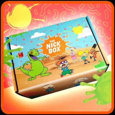 The Nick Box Summer 2021 Box Spoiler #1