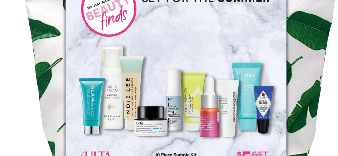 ULTA Set For The Summer Is Here To Get You Prepped For The Summer Weather!