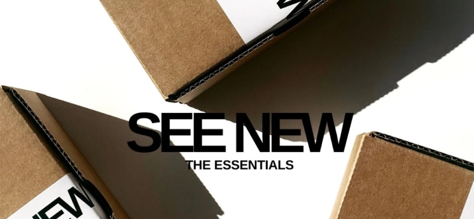 See New Launches The Essentials Box: May – June 2021 Full Spoilers + Coupon!