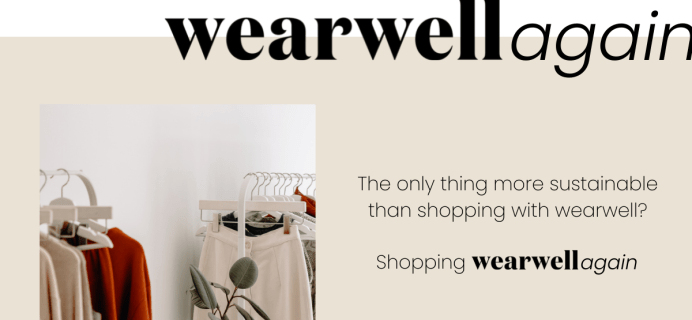 Wearwell Launches Wearwell Again: Turn Gently Used Wearwell Clothing Into A Whole New Wardrobe!