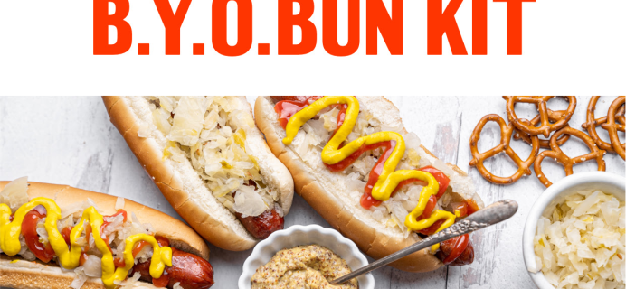 Porter Road x Cleveland Kitchen Limited Edition BYO Bun Kit Is Here Just In Time For Memorial Day!